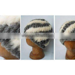Warm fur hats for adult in winter