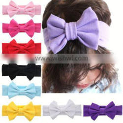 2017,new arrival baby headband with chiffon moer cute