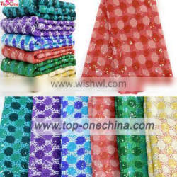 China suppliers african lace fabrics/african french lace fabric/african tulle lace fabics