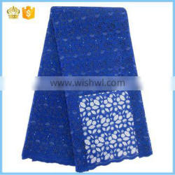 Good Design African Guipure Lace Fabric Design 5 Yards Cheap Price African cord lace H15122743