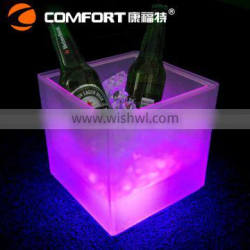 New led ice cooler