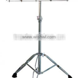 Music Instrument Cheap Music Percussion Cowbell Stand Taiwan