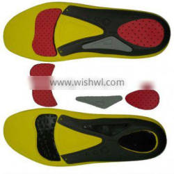 Arch support insole, athletic insole plastic shoe insoles