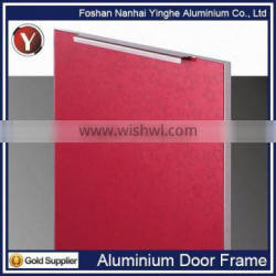 High Quality Double Side Aluminium Kitchen Cabinet Door Frame