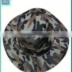 Wholesale Cheap cap Camouflage Bucket Hat washed cap