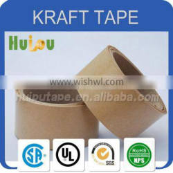 China heat kraft paper tape for packing with logo