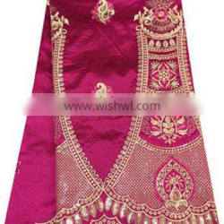 2015 new african silk george for wedding dress from China