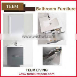 North America Style Modern Solid Wooden Vanity For Sale silver mirror cabinet