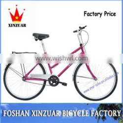26 inch women single speed city star bike classica 26 inch green city bicycle for lady hot new products for 2014