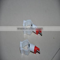 new design used automatic poultry duck nipple drinker