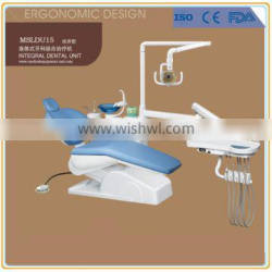 CE approval!2014 Best Selling Intelligent Dental Chair With Latest Painless Treatment Scaler (MSLDU06)