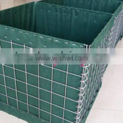 Haotian galvanized welded military blast barrier experienced factory