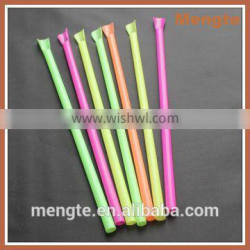 large long spoon drinking straw
