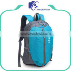 Wholesale travelling polyester and nylon backpack Quality Choice