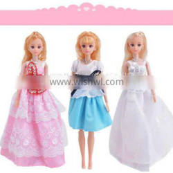 12 Joint High Quality Plastic Doll Gorgeous