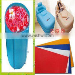 coated pvc material