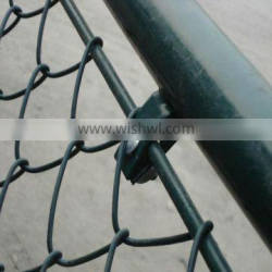 chain link fence per sqm weight