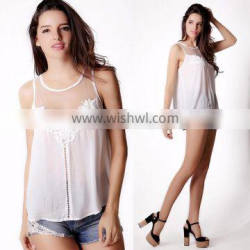 Summer sexy tank top for woman