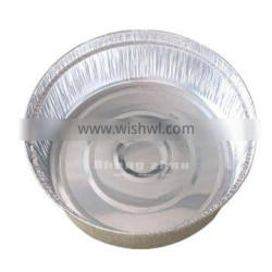 850 ML Aluminum Disposable Pans Round, Aluminum Pans for Cake, Pizza, Aluminum Tins Baking, Foil Pans for Cooking, Heating, Storing, Prepping Food (100 Pack)