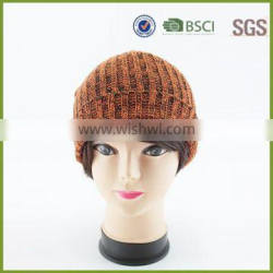 2014 New Hot Sale Cable Knit Long Cheap Beanie