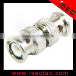 BNC male to male connector bnc to rj45 balun converter