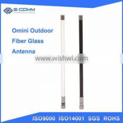 Brand new 2.4Ghz 6dBi outdoor Omni fiberglass antenna with N male connector for wifi wireless video monitoring system