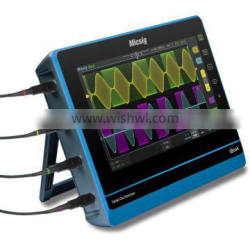 TO202A China factory 200MHz Digital Tablet Oscilloscope with serial bus trigger