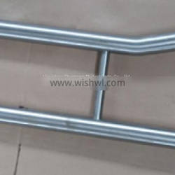 Bend pipe support