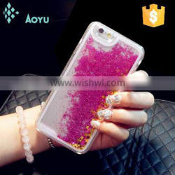 2016 Best selling shinny bling cover case for iphone 6 4.7 for Samsung