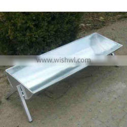 pre-galvanized cheap Horse water trough water tank for equipment