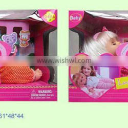 2014 New Hotsale Design Model 13 inch Baby Doll Silicone Baby Doll Accessories