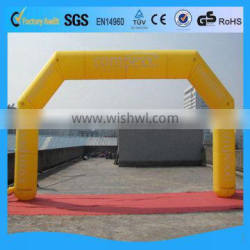 Customized classical circle inflatable arch