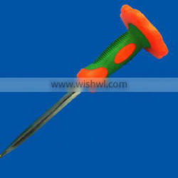 good quality of cold chisel with rubber handle -093
