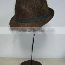 Natural straw hat,particular hat