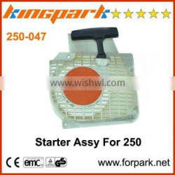 Garden tools kingpark Chain saw Spare Parts MS230 250 Chain Saw Recoil Starter Assy
