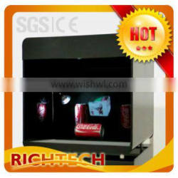 Amazing hologram store display with cool 3d effect