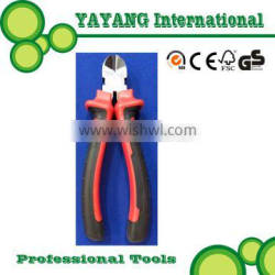 High quality Nickel Diagonal Cutting Pliers with client LOGO