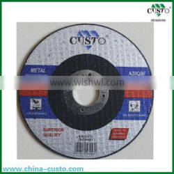 MPA Approved Super Thin metal Cutting Wheel