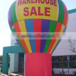 Best Selling Advertising Inflatable Ground Balloon