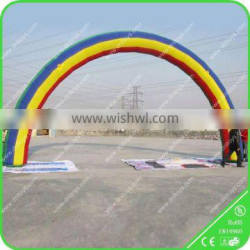 inflatable air arch