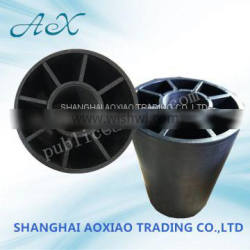 76.5*203*125mm Black refined wheel drum used for lithium battery