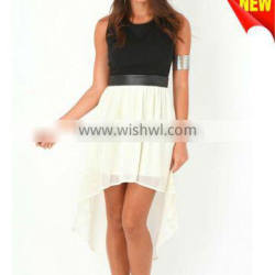 ladies clothes factory in China for women dress D-1064