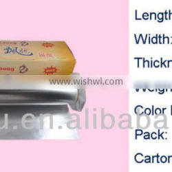 Canada Catering Supplies Household Aluminium Foil Roll With Cardboard Core