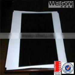 Shanghai Factory Tempered Black Glass with AS/NZS2208 certificate