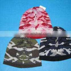 JEYA desired to own the knitted hat scarf sets