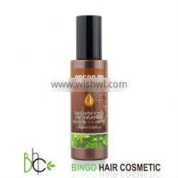 wholesale Argan oil from morocco 100ml with much argan oil and best result for damaged hair