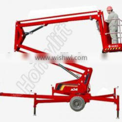 towable aerial lifts