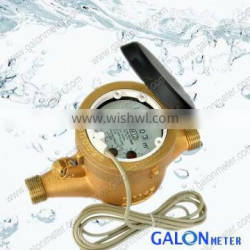 reed switch water meter
