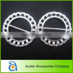 Hot sell! 55mm Circled Plastic Buckle For Shoes,Bags,Belt