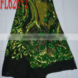 2015 latest African CORD EMBROIDERY FABRIC(FL626-1)high quality/best price/in stock/popular/fashion/prompt delivery